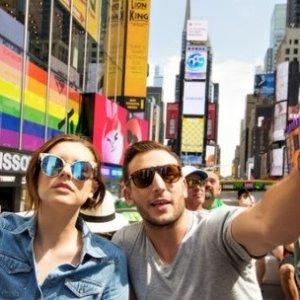 每人低至$31 随上随下随心游TopView 纽约双层敞篷观光大巴超低价