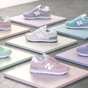 限时6折 + 免邮 仅限2日黑五价:New Balance 全场运动服饰、运动鞋热卖