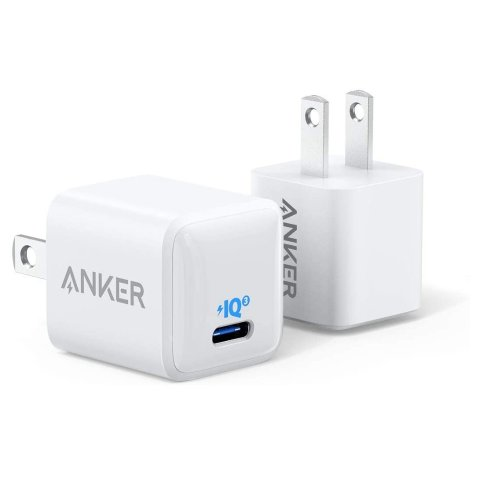 Anker 18W PIQ 3.0 Fast Charger Adapter