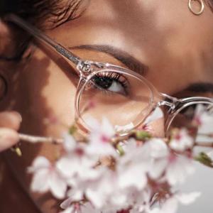 无门槛8折 消费满$65立享7折EyeBuyDirect 框镜热卖 减龄神器透明框 气质金丝边
