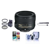 Nikon 50mm f/1.8G 镜头 + 配件套装