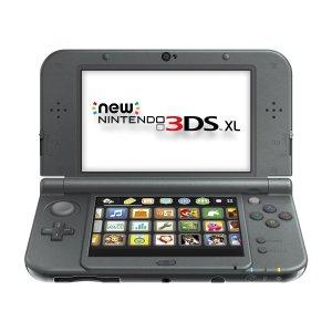 $156Nintendo New 3DS XL Console Black