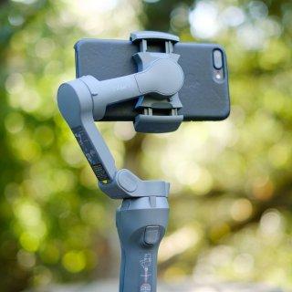 $119收单手制霸朋友圈神器DJI OSMO Mobile 3 手残仙女棒全新升级, 可折叠, 仅重405g