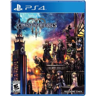 Playstation 4 Kingdom Hearts III