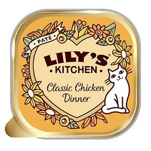 Lily's KitchenLily's Kitchen 鸡主食猫罐头 19 x 85g