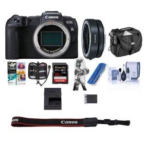 Canon EOS RP 全画幅无反相机机身 + 配件大礼包