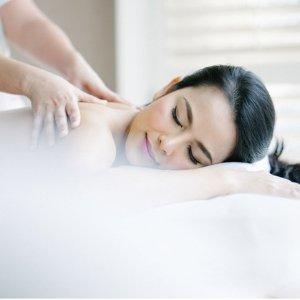 $39 (原价$90)周末好体验Sen Lines Massage 1小时全身精油放松