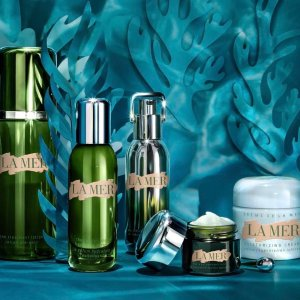 Last Day: Dealmoon Exclusive receive the Small Miracles Collection(value $164.4)with $200+ gift sets orders purchase, Spend $350, get $50 Off + Spend $500, Get $100 Off @ La Mer