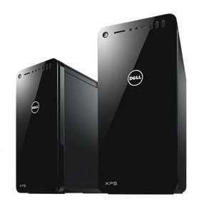 Dell XPS Tower (i5-9400, 1660, 8GB, 256GB + 1TB)