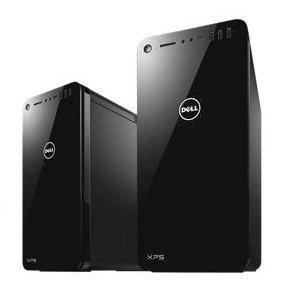 $699.99(原价$1099.99)Dell XPS Tower 台式机 (i5-9400, 1660, 8GB, 256GB + 1TB)