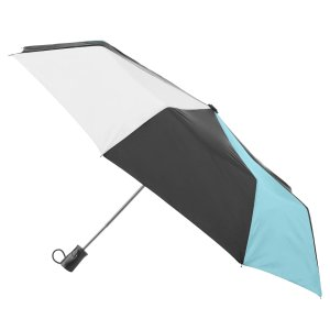 $7 Totes Auto Open Umbrella with NeverWet and SunGuard