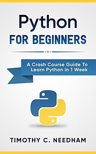 Python: For Beginners,新手一周入门