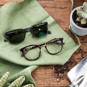 镜片6折 每副眼镜仅$9Clearly 白菜价眼镜 儿童免费送眼镜 无需处方 保险可报销