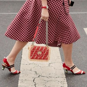 满额立享8.5折 凑单£459收Gucci乐福鞋Luisaviaroma 全场大促 Prada、Fendi超多大牌
