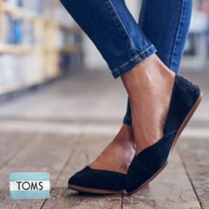 Up to 60% OffSale Items @ TOMS