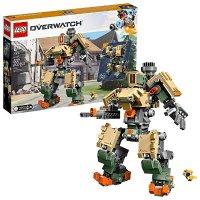 Lego Overwatch 系列 堡垒和小鸟妮妮 75974