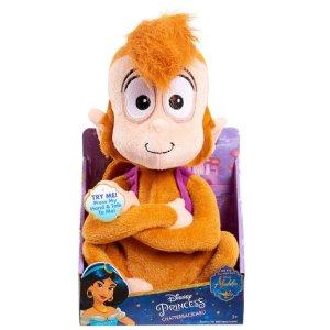 Amazon Disney Aladdin Chatterback Plush