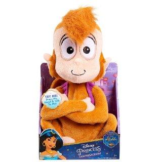 $6.49(原价$16.99)史低价:迪士尼阿拉灯可爱小猴阿布,会互动哦
