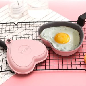 Heart Shaped Frying Pan from Apollo Box