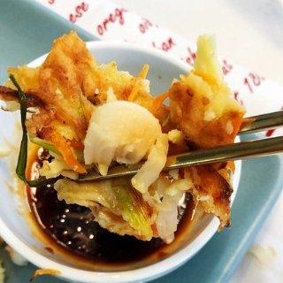 分分钟称霸朋友圈的简单料理教你做酥脆鲜香超人气韩式海鲜饼