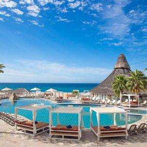 6天5晚 仅$799每个房间墨西哥Los Cabos 5星级全包度假村,含私人海滩餐饮接机等服务