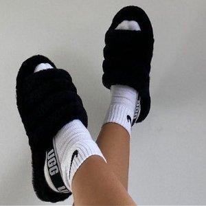低至3.8折+包邮 Adidas$24起Nordstrom 运动专场 Nike冲锋衣$59(原价$158) 收Alo Yoga打底裤