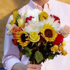 7.5折 还送花瓶11.11独家:The Bouqs 官网大促,鲜花超值热卖