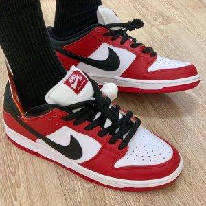 定价$135 已发售Nike Dunk SB Low 芝加哥配色 已上架