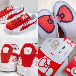 低至5折+全场包邮,合作款也参加最后一天:PUMA官网 Hello Kitty等热销鞋履服饰等促销