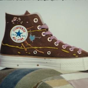2折起 All-Star拼色帆布鞋£40Converse 折扣区大促上新 潮鞋领军燃爆全年 经典大热款收不停