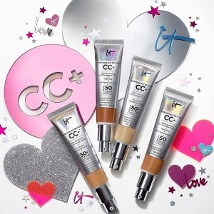 Free Brush(Value $24)IT COSMETICS Your Skin But Better CC+ Cream @ ULTA Beauty