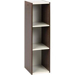 IRIS USA, UB-9025, Space Saving Shelf with Adjustable Shelves, 10 x 34