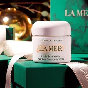 满$250送3件套La Mer 海蓝之谜护肤美妆热卖 收经典面霜、唇部精华