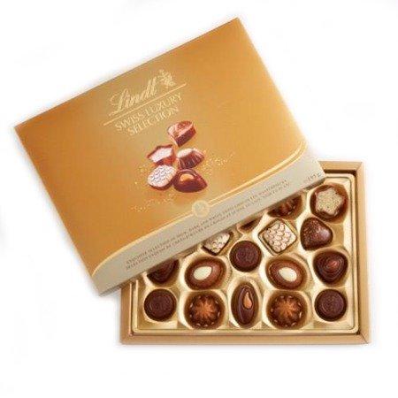 经典瑞士混合口味巧克力礼盒 19颗装