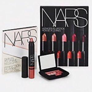 满额送封面彩妆4件套NARS 彩妆产品热卖 收新款脸颊盘