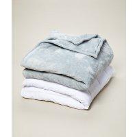 15磅重力毯+淡蓝色被罩