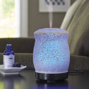 Better Homes & Gardens Crackle Mosaic 100 ml Essential Oil Diffuser
