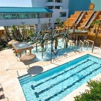 默特尔比奇 兰德马克度假酒店 17座泳池