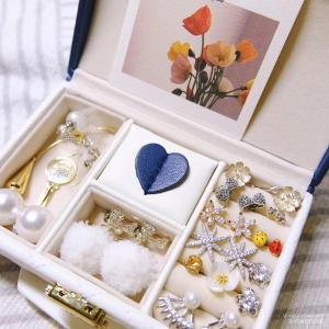 装货又好看的首饰收纳盒马卡龙配色+蝴蝶结造型,妥妥的少女心首饰盒