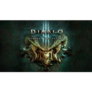 Blizzard Entertainment Inc.大菠萝3 永恒收藏版 switch 数字版