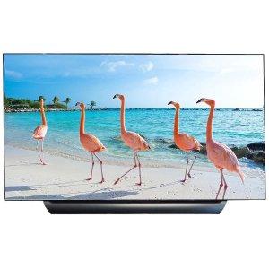 $3899LG OLED C8 77吋 4K HDR ThinQ AI 智能电视