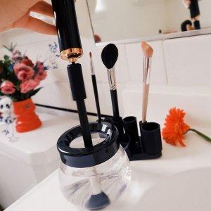 $6.99收发梳UO 美妆小工具特卖  超Q美妆蛋洗衣机 护肤品小冰箱 大理石夹版