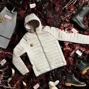 6折起 经典黑靴€91码全HUNTER 冬季大促开启 英国皇室御用品牌