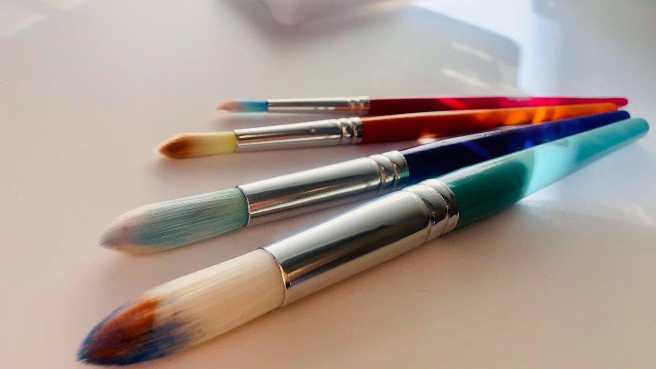 陪她一起作画 | 低幼小朋友绘画工具推荐 | 附链接