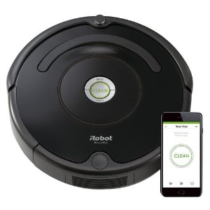 From $248iRobot Roomba 675/690 Wi-Fi Connected Robotic Vacuum Cleaner