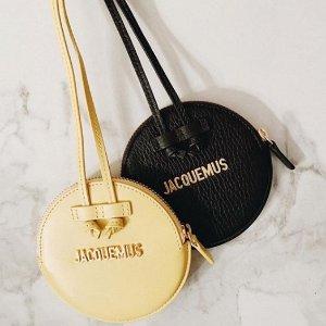 8.5折 收超夯零钱包Jacquemus 时尚圈当红炸子鸡 包包、美鞋特卖
