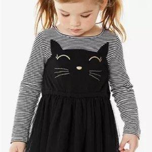 小童款$14.4 (原价$48)Carter's 儿童超萌万圣节装扮服饰3-3.75折起热卖