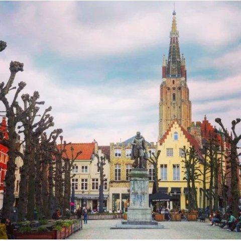 跟着电影去旅行《杀手没有假期》比利时中世纪童话之城 | 令人向往的布鲁日