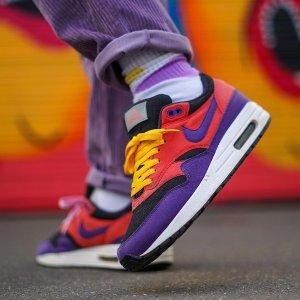 折扣区5折起Nike 运动鞋专区好价 收Air Force 1、Air Max、Blazer超全配色