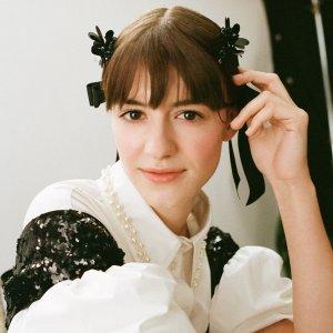 3月11日发售 红透半边天新品预告:H&M X Simone Rocha 少女萝莉风联名服饰 多图曝光